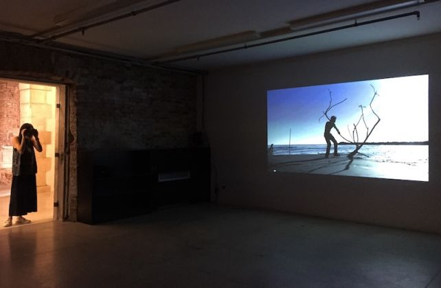 Andrea Morucchio, Engagement Acts, Video installation 2019