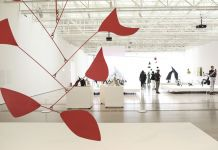 Calder Stories. Exhibition view at Centro Botín, Santander 2019