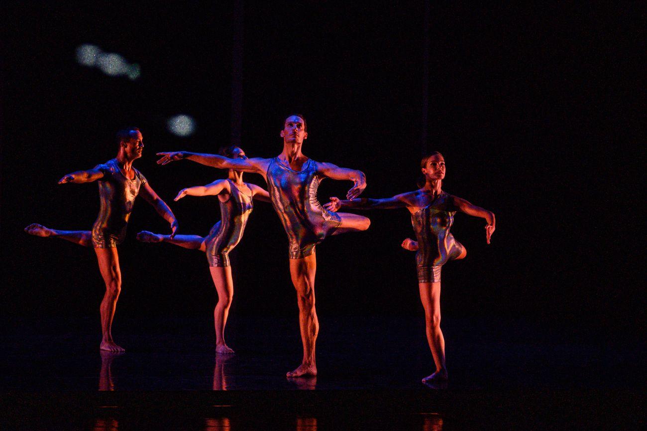 Centre National de Danse Contemporaine d'Angers, BIPED, coreografia di Merce Cunningham. Photo credits Andrea Macchia Bolzano Danza 2019
