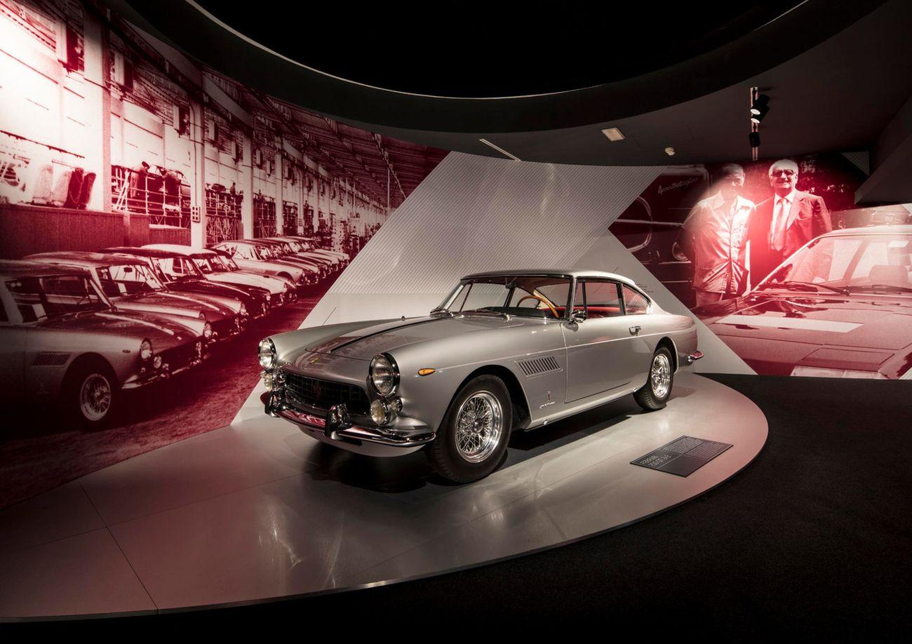 FIONDA (Roberto Maria Clemente), Museo Ferrari, 2018