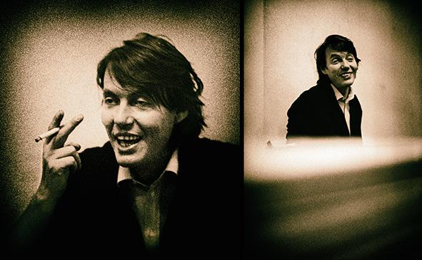 Guido Harari - Fabrizio De André