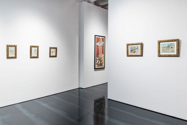 Gino Severini. Solo. Installation view at Museo Novecento, Firenze 2019. Photo Leonardo Morfini, OKNO studio