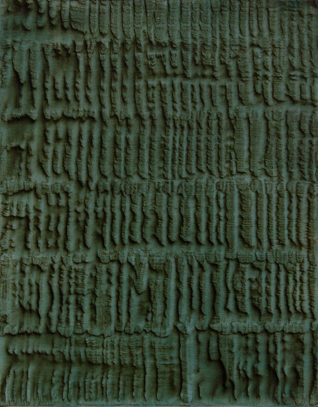 Giuseppe Adamo, Alphabet, 2015, 50x40, acrilico su tela