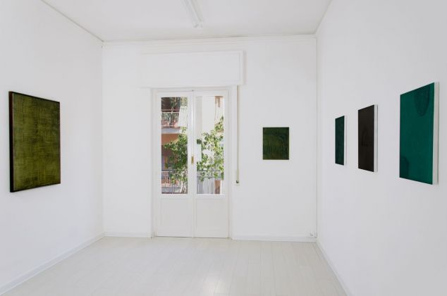 Giuseppe Adamo. Something. Exhibition view at Rizzuto Gallery, Palermo 2016
