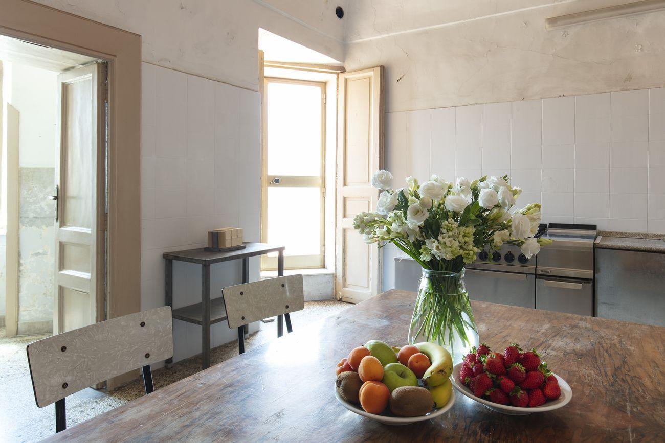 Lo spazio esistenziale. Definizione #2. Installation view at Fondazione Morra, Napoli 2019. Photo Amedeo Benestante