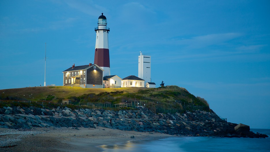 Montauk Lighthouse - Photo courtesy Montauk Lighthouse
