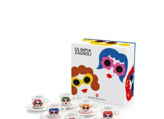 Olimpia Zagnoli Illy Art Collection pack 6 esp