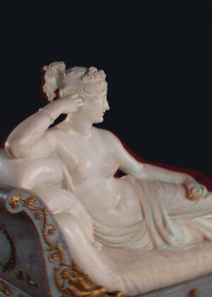 Paolina Borghese e la caduta di Napoleone. Frame © MagisterArt