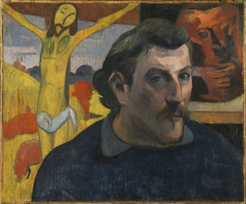 Paul Gauguin, Self Portrait as Christ, 1890-1891 © RMN-Grand Palais (musée d'Orsay) René-Gabriel Ojéda