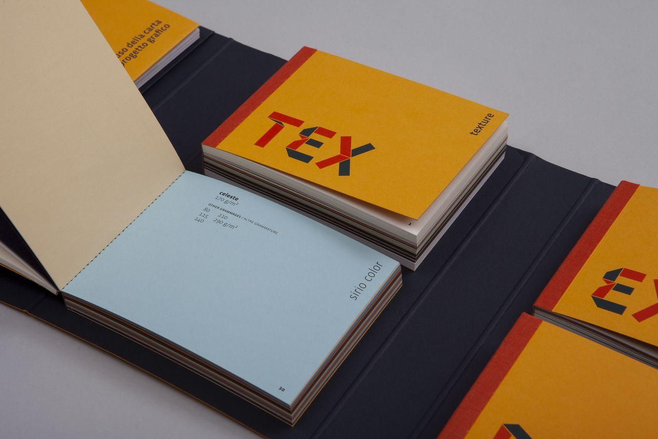 Un dettaglio del progetto Le forme della carta progettato da Alizarina per Fedrigoni nel 2018