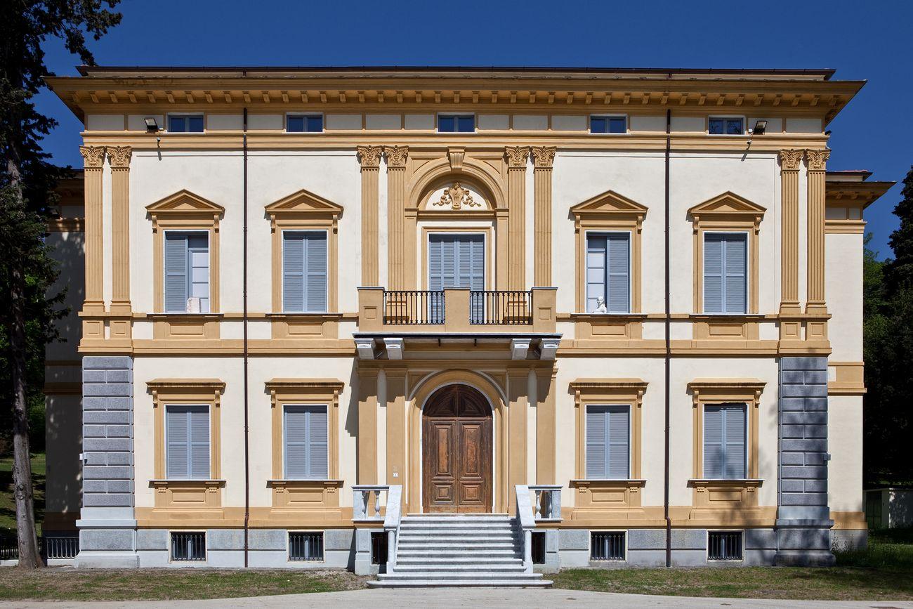 Villa Fabbricotti, Carrara 2019. Photo © Michele Ambrogi