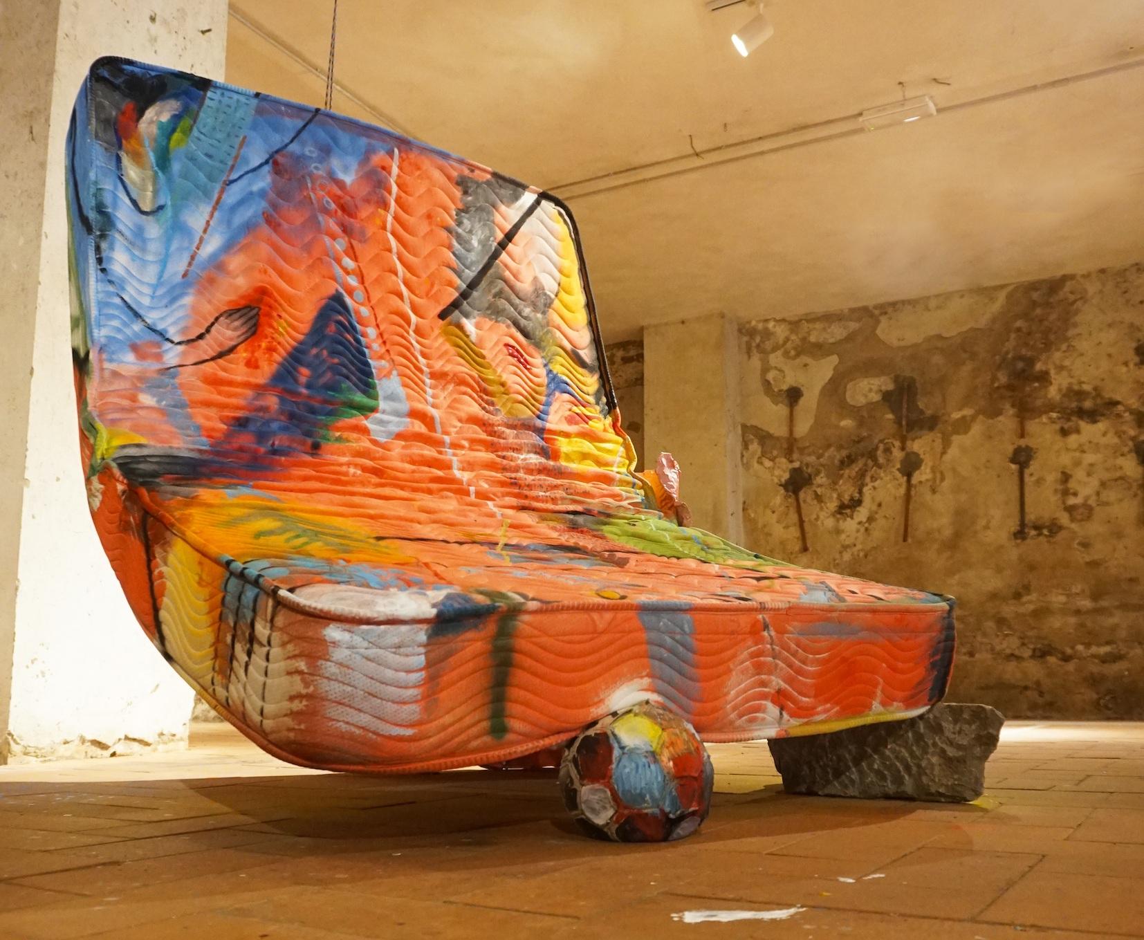 Anna Capolupo, Un motivo costante, residenza artistica FACTO, Montelupo Fiorentino, a cura di Christian Caliandro
