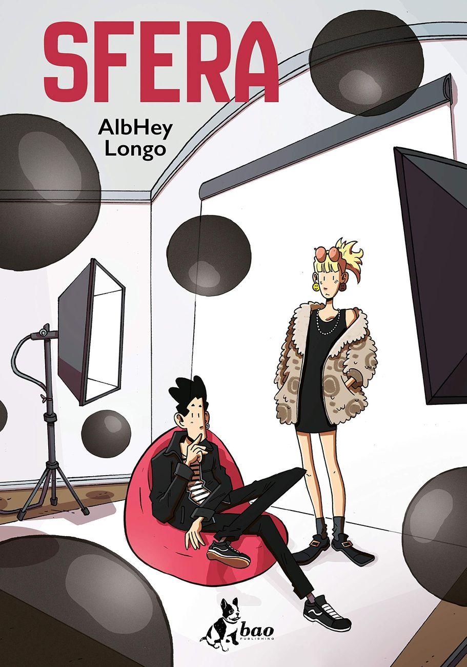 AlbHey Longo – Sfera (Bao Publishing, Milano 2019)