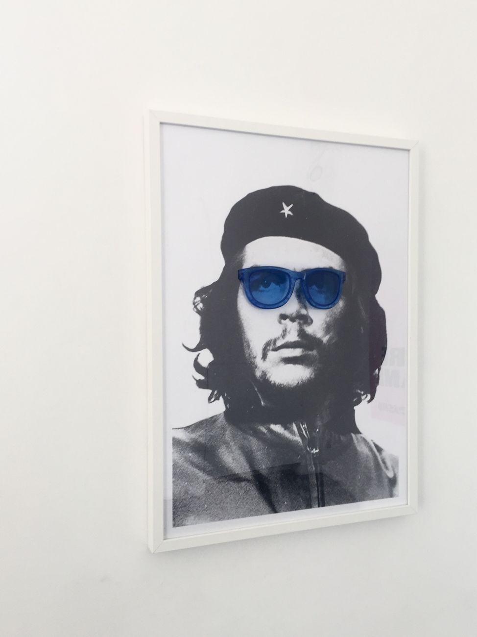 Andrea Villa. Salotto Borghese _ Italia agli immigrati. Exhibition view at Riccardo Costantini Contemporary, Torino 2019