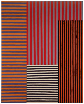 Araby, Sean Scully, 1981 credit Sean Scully Studio