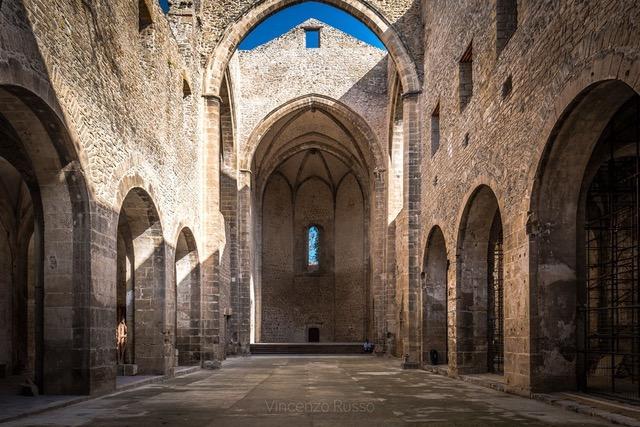 Chiesa Santa Maria dello Spasimo