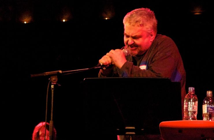 Daniel Johnston and British Sea Power,ph Paul Hudson, fonte Flickr