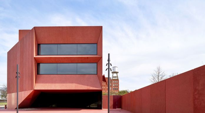 David Adjaye, Ruby City. Photo © Dror Baldinger. Courtesy Ruby City & Adjaye Associates