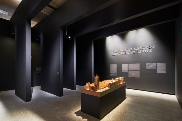 David Adjaye. Making Memory. Installation view at Smithsonian National Museum of African American History and Culture, Washington. Photo © Ed Reeve