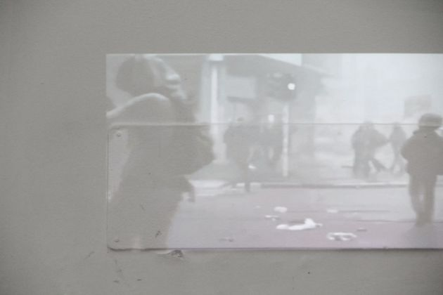 Ettore Pinelli, Guerrilla Milan, 2015, still da video, dimensioni variabili. Courtesy Ritmo