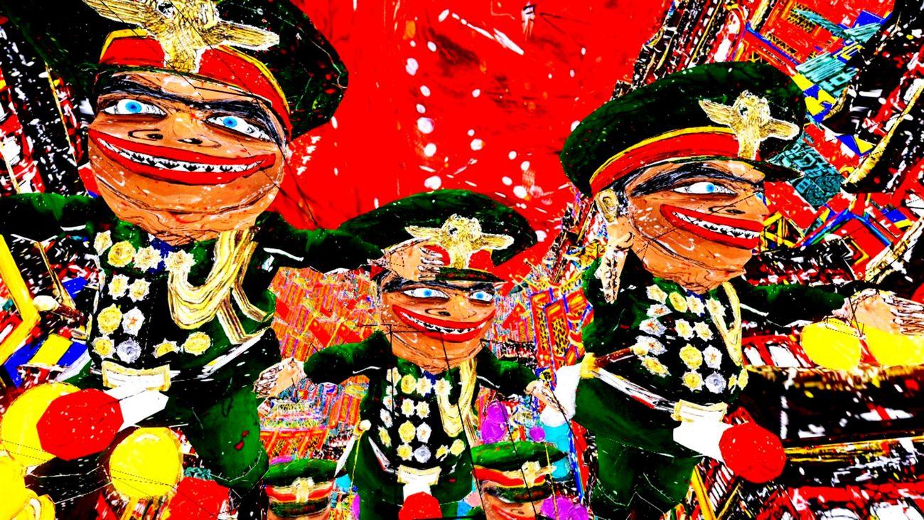 Federico Solmi, A song of tyranny, 2012, still da video. Courtesy ADN Galería, Barcellona & Luis de Jesús, Los Angeles & Ronald Feldman, New York. Courtesy Istituto Cervantes, Roma
