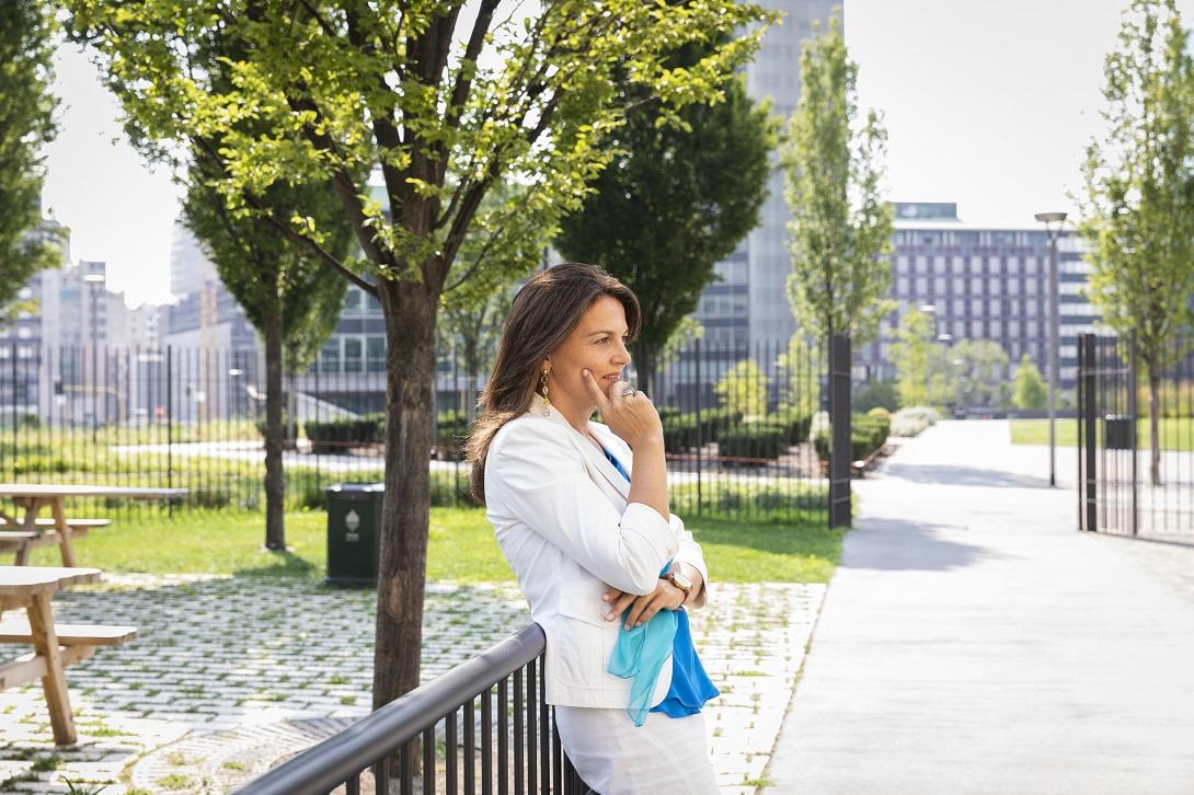 Francesca Colombo Dir.Gen .Culturale BAM