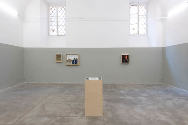 Installation view. ph Giorgio Benni, courtesy dell''artista e di Monitor Roma, Lisbona, Pereto (AQ)