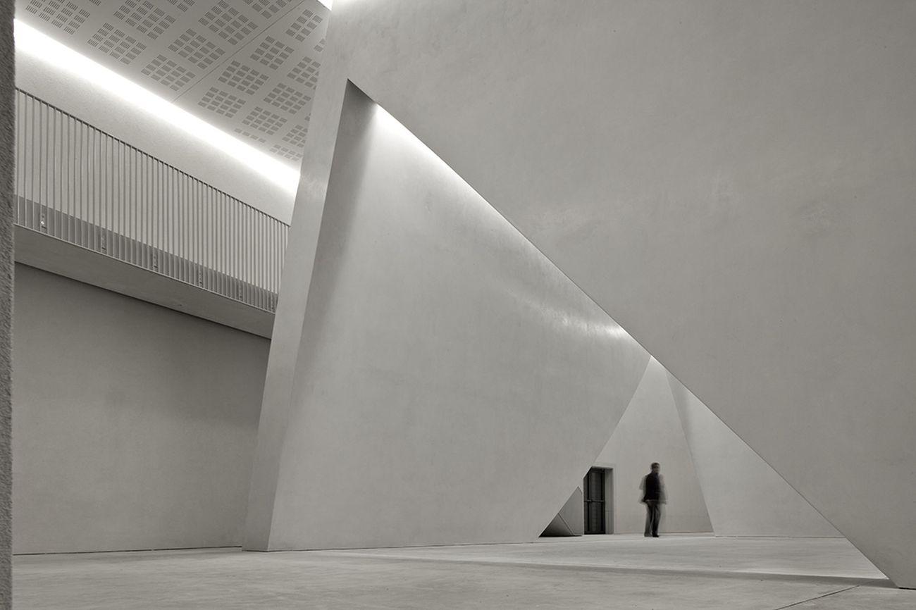 Gli interni del Teatrino di Palazzo Grassi (2013), Venezia ©ORCH Orsenigo Chemollo