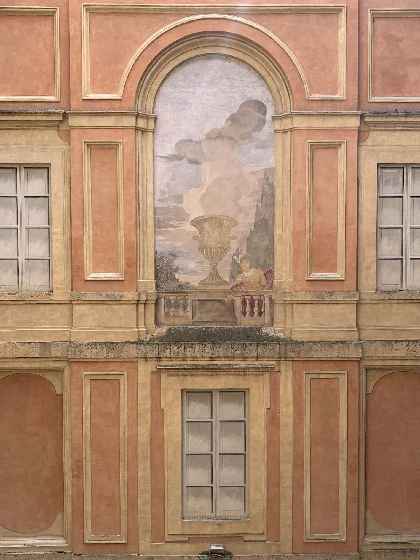 Palazzo Chigi Zondadari, Siena