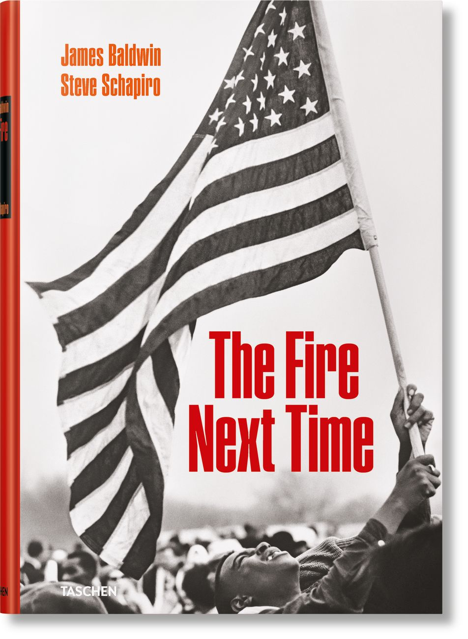 James Baldwin & Steve Schapiro, The Fire Next Time, 1963