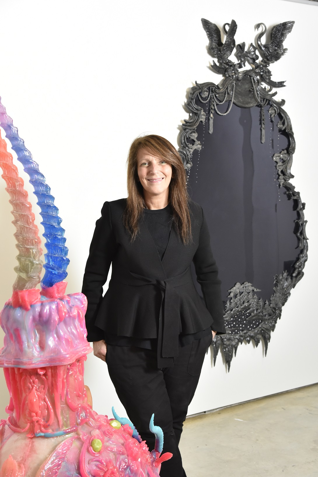 Lisa Fehily, Director Finkelstein Gallery. Image credit Natalia Sikiric