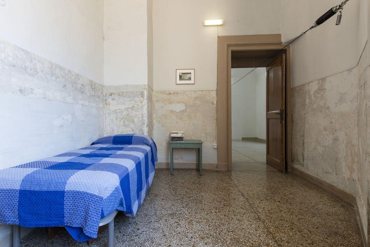 Lo spazio esistenziale. Definizione #2. Installation view at Fondazione Morra, Napoli 2019
