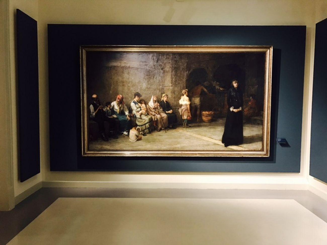 Natale Attanasio, Cucine economiche, 1890 91. Collezioni Fondazione Sicilia, Pinacoteca Villa Zito, Palermo