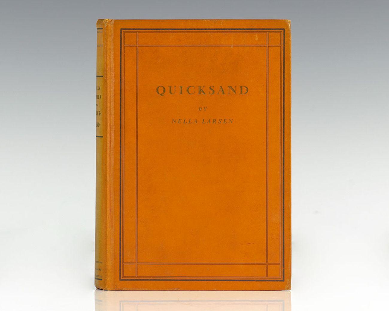 Nella Larsen, Quicksand, 1928