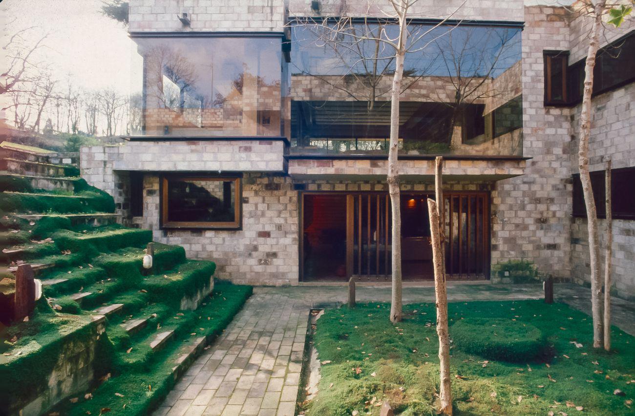 Oreste Martelli Castaldi, Villa Coletta. Courtesy Famiglia Martelli Castaldi