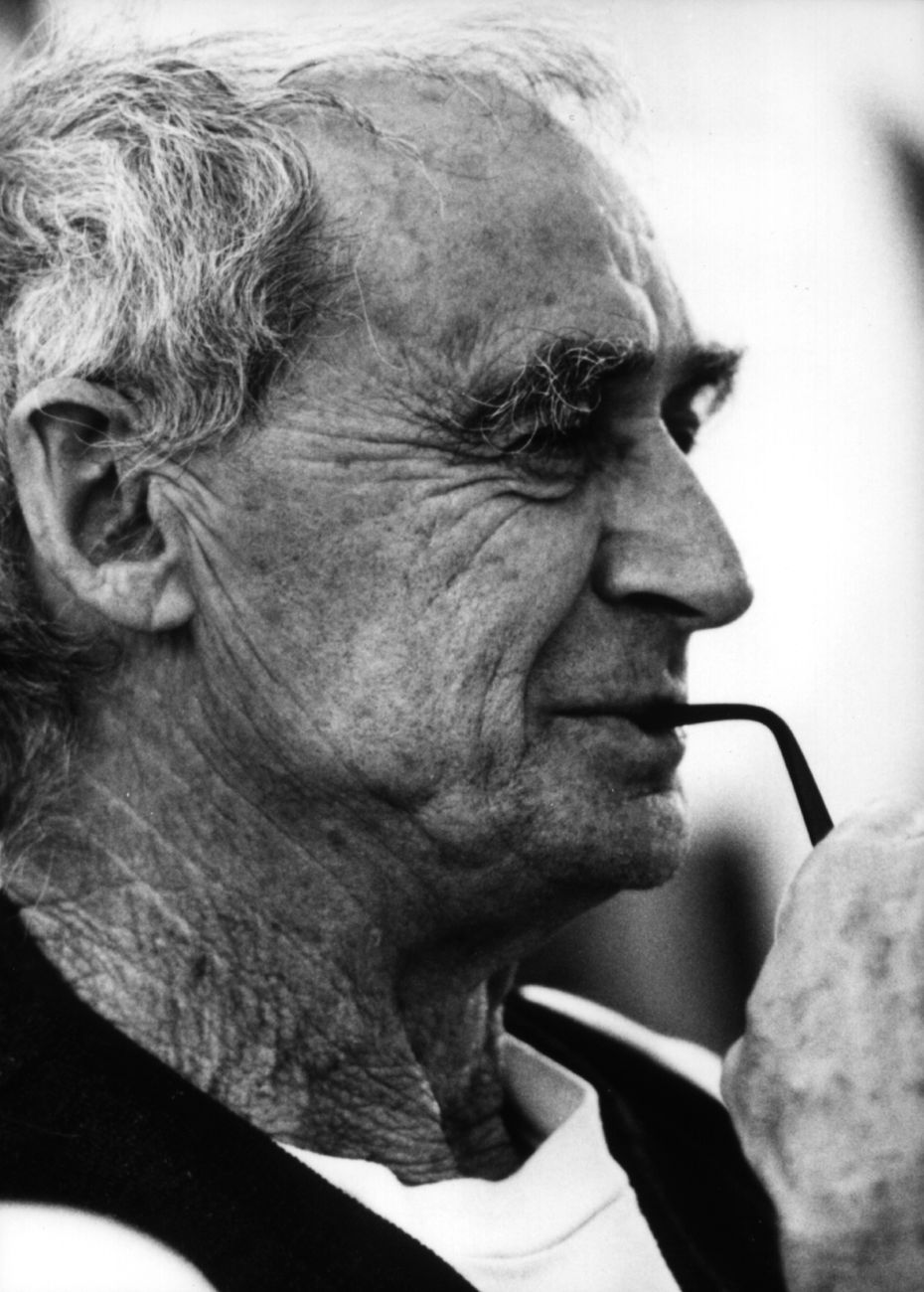 Paolo Soleri, photo credit Cosanti Foundation