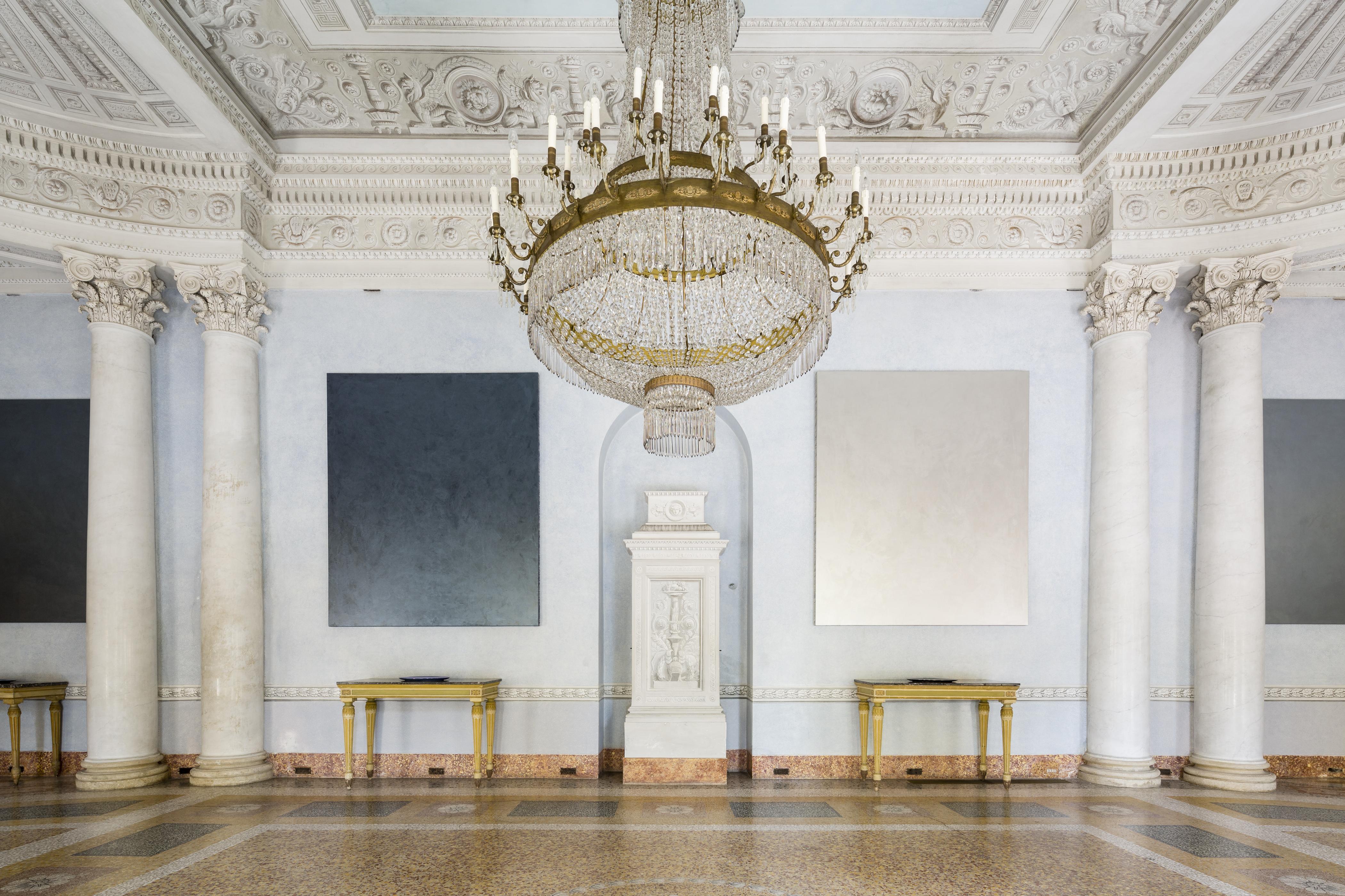 Sean Scully, Long Light installation view, Villa e Collezione Panza. Ph Michele Alberto Sereni, Courtesy Magonza. Credi FAI - Fondo Ambiente Italiano-3