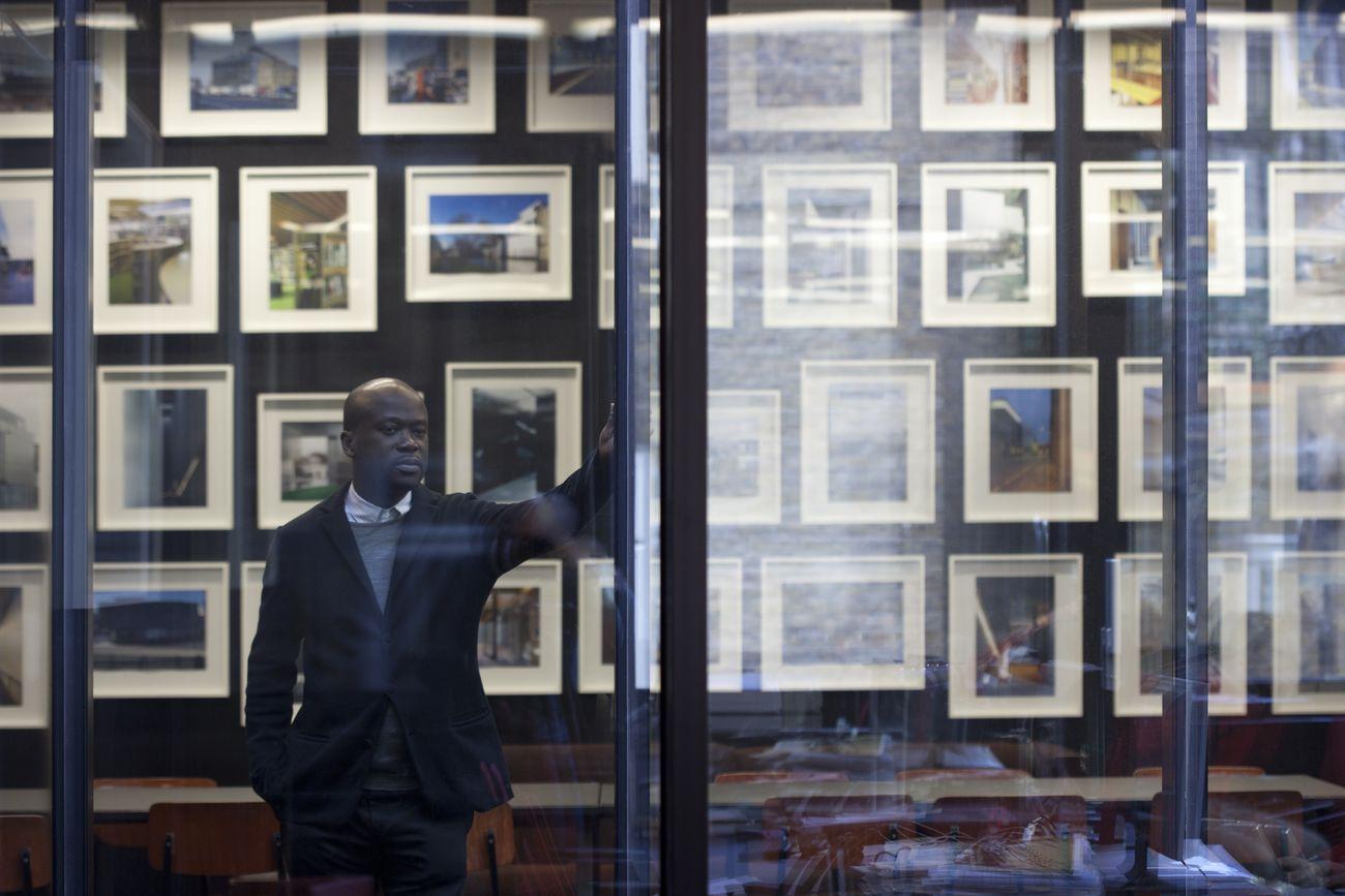 Sir David Adjaye. Photo © Ed Reeve