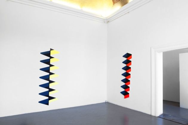 Terry Haggerty. Symmetric difference. Exhibition view at Eduardo Secci Contemporary, Firenze 2019
