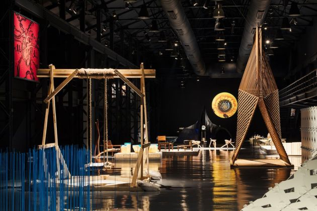 The Hangar Exhibition - Amman Design Week 2017