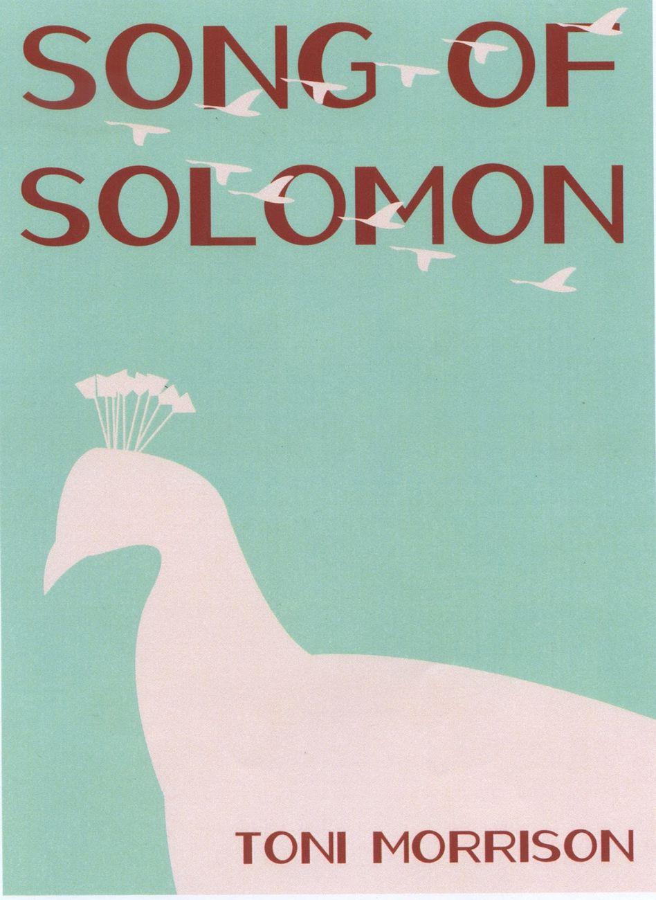 Toni Morrison, Song of Solomon, 1977