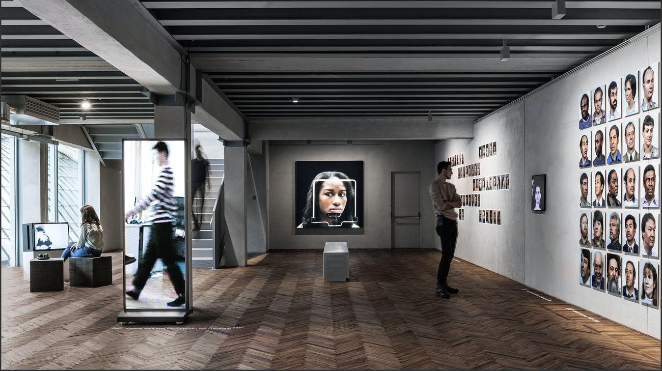 Training Humans. Exhibition view at Osservatorio Fondazione Prada, Milano 2019. Photo Marco Cappelletti