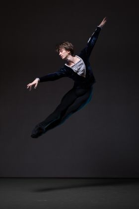 Vadim Muntagirov during the International Ballet Masterclasses