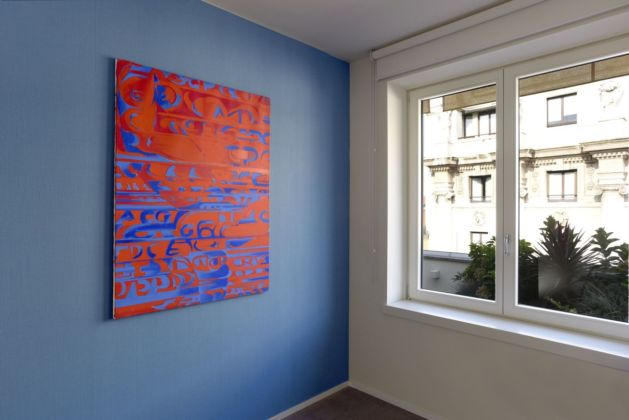 Withers Meets Art. Titina Maselli. Exhibition view at Studio Legale Withers, Milano 2019