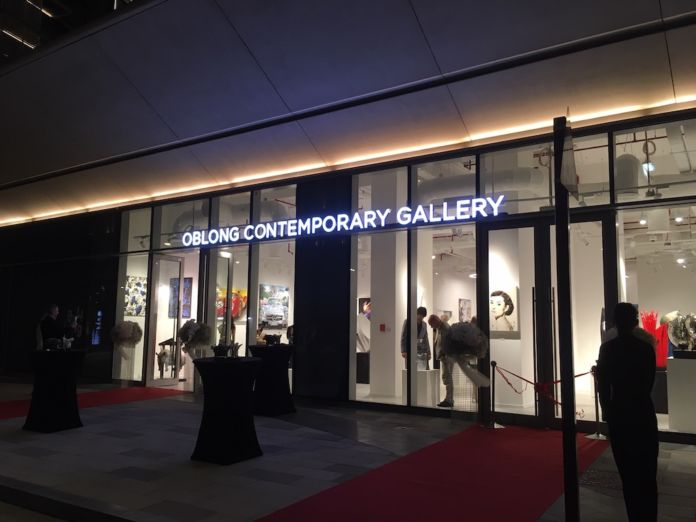 Oblong Contemporary Gallery