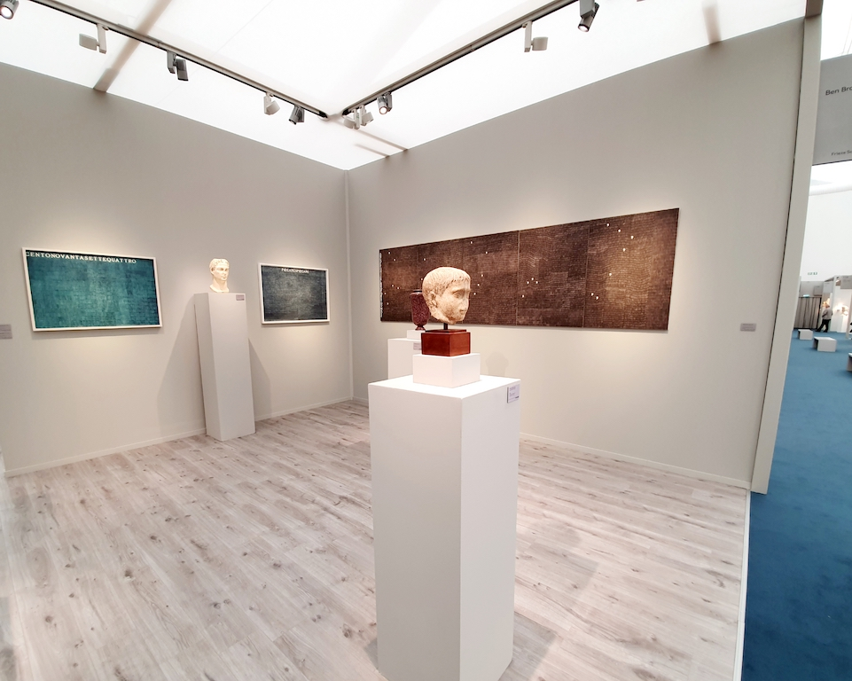 Bel Brown/ Colnaghi, Frieze Masters 2019