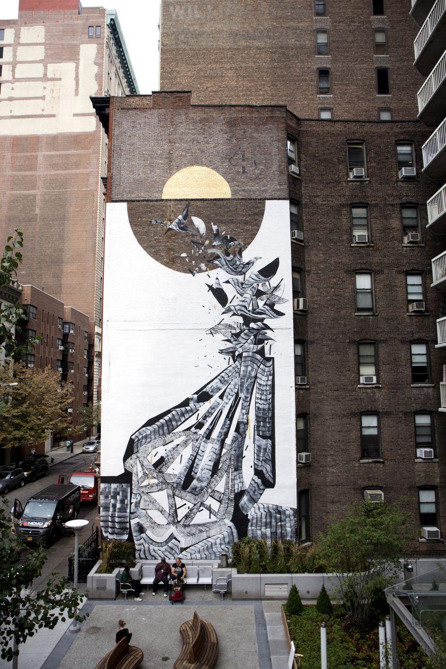 2501, New York, 2016