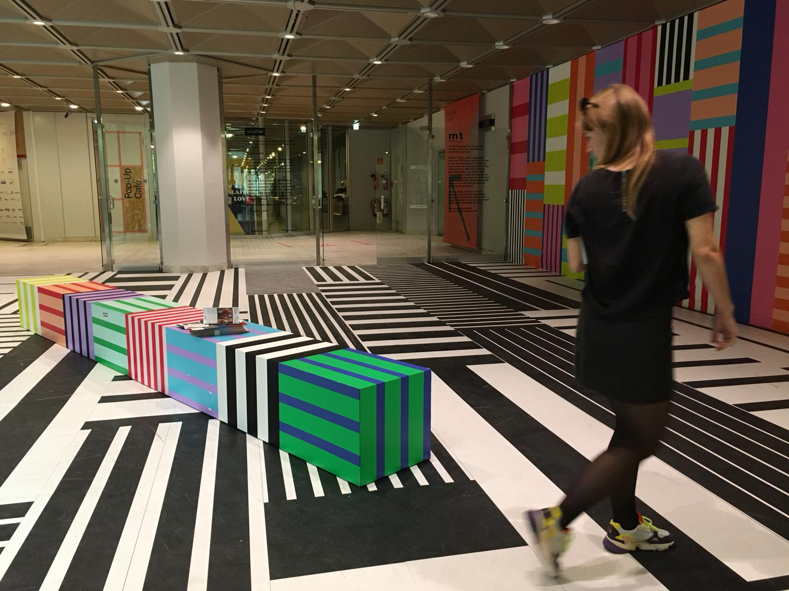 Vienna Design Week 2019 in Franz-Josefs-Bahnhof