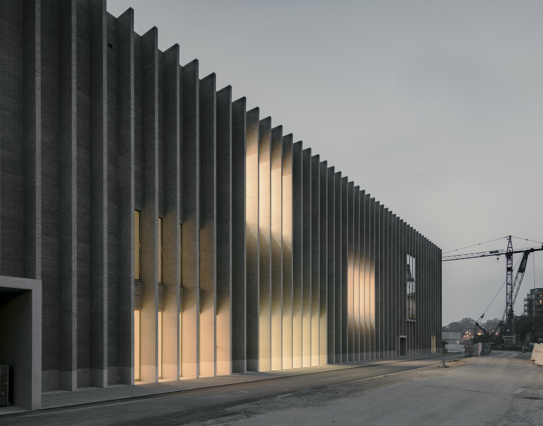 Barozzi/Veiga, Musée cantonal des Beaux-Arts Lausanne. Losanna, aprile 2019. Photo credits Simon Menges
