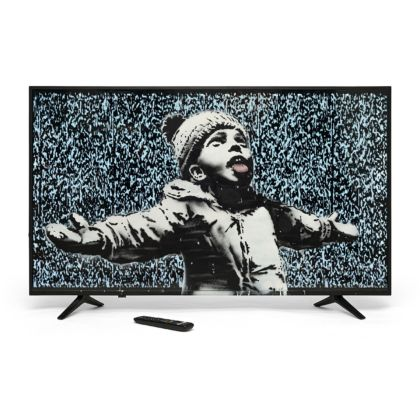 Banksy™ Ultra HD TV